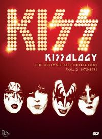 Cover KISS - Kissology - The Ultimate KISS Collection - Vol. 2 1978-1991 [DVD]